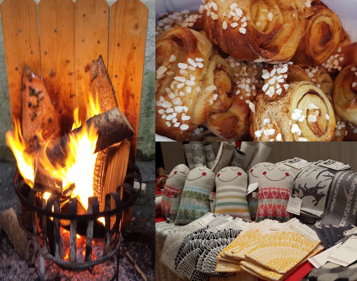 Weihnachtsbasar Frankfurtin Suomi Koulu