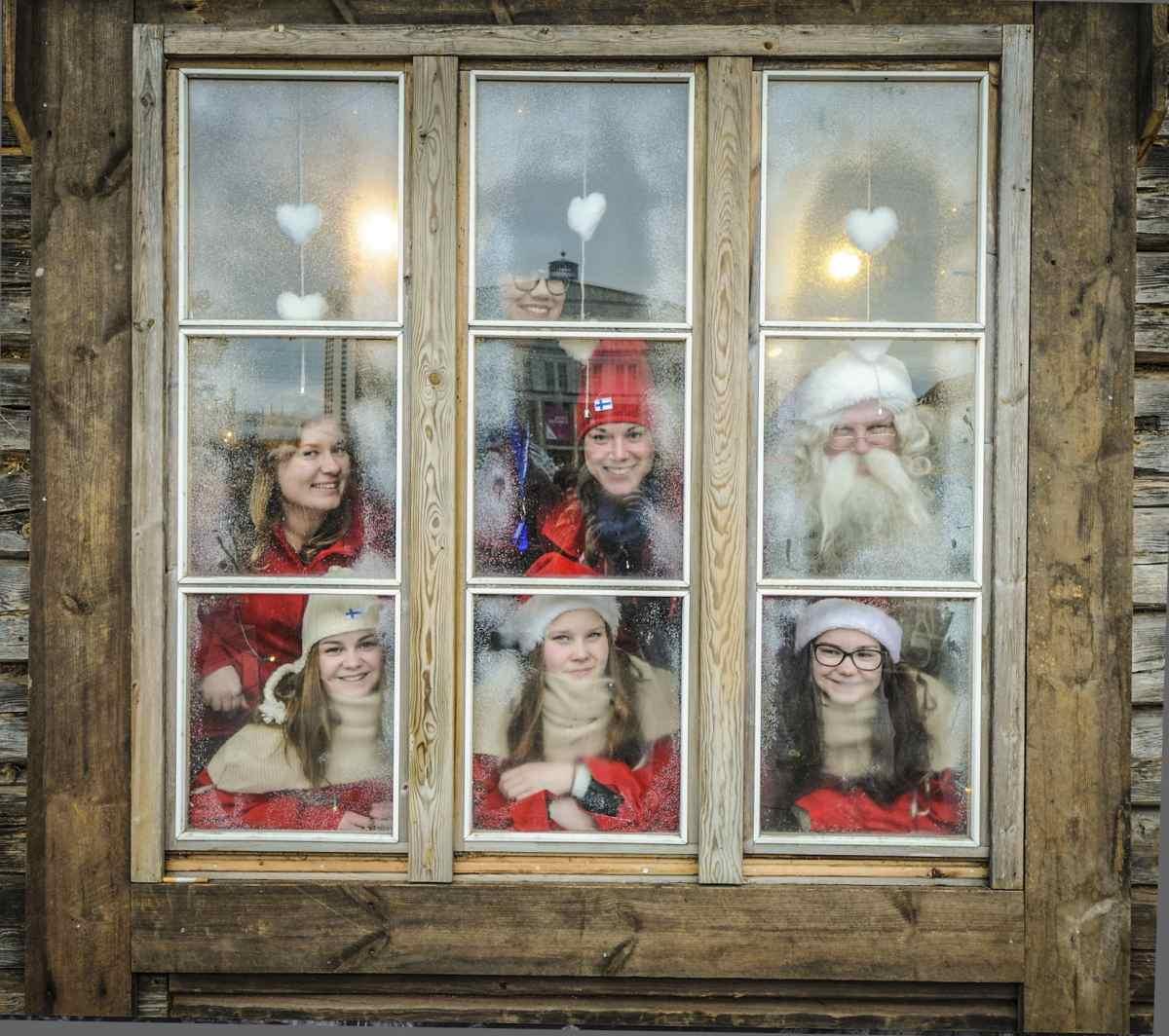 Frohe Weihnachten - Kalevala Spirit