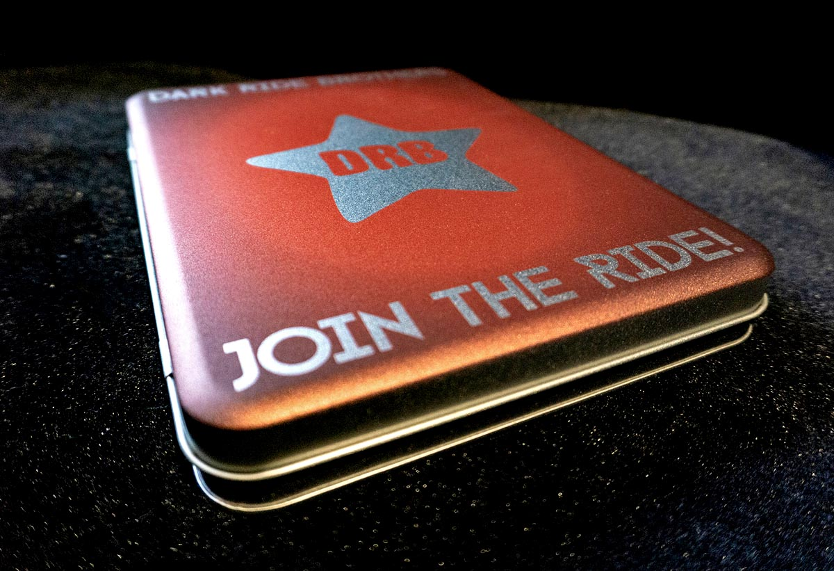 Join the Ride Silver Edition