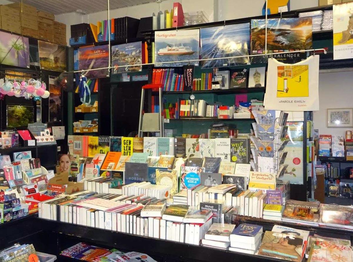 Worpsweder Buchhandlung Netzel