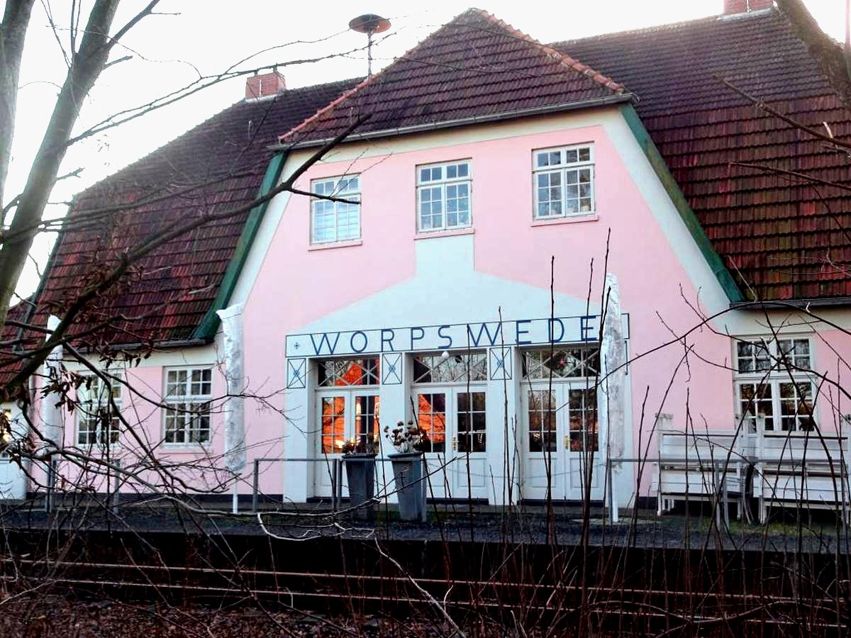 Das Künstlerdorf Worpswede