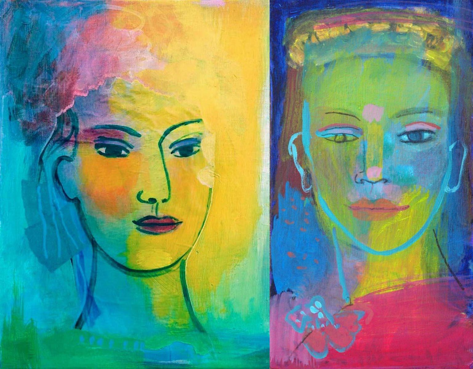 Riitta Soini - Faces