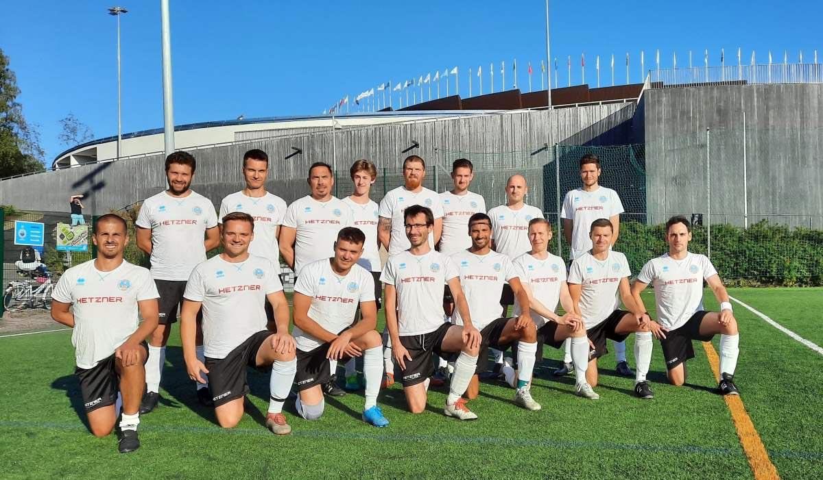 FC Germania Helsinki 11er Mannschaft 2020 (2)