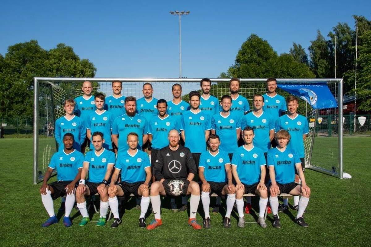 FC Germania Helsinki 11er Mannschaft 2020