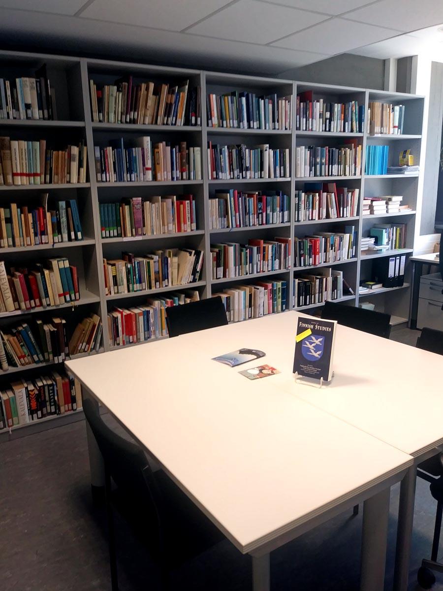 Fennistikbibliothek der Universität Köln