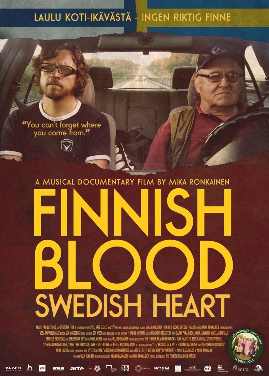 Finnish Blood - Swedish Heart - Ein Film von Klaffi Productions