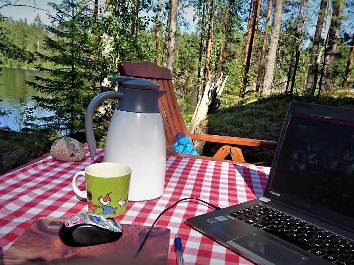 Finnischunterricht online