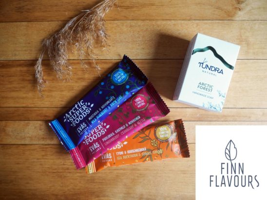 Product package - Finnflavours