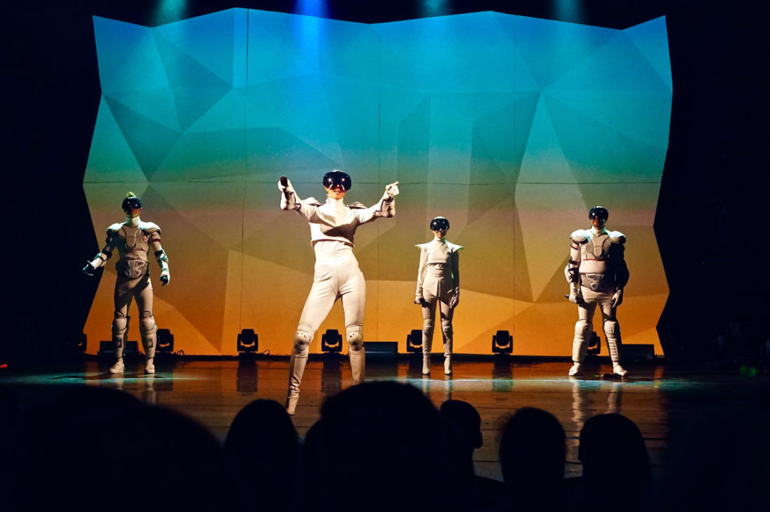 FORK Bühnenprogramm Revolution