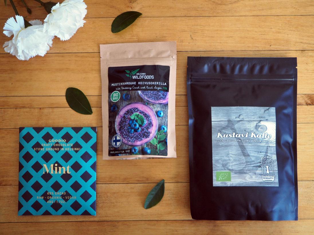 Produktpaket Finnflavours Gewinnspiel