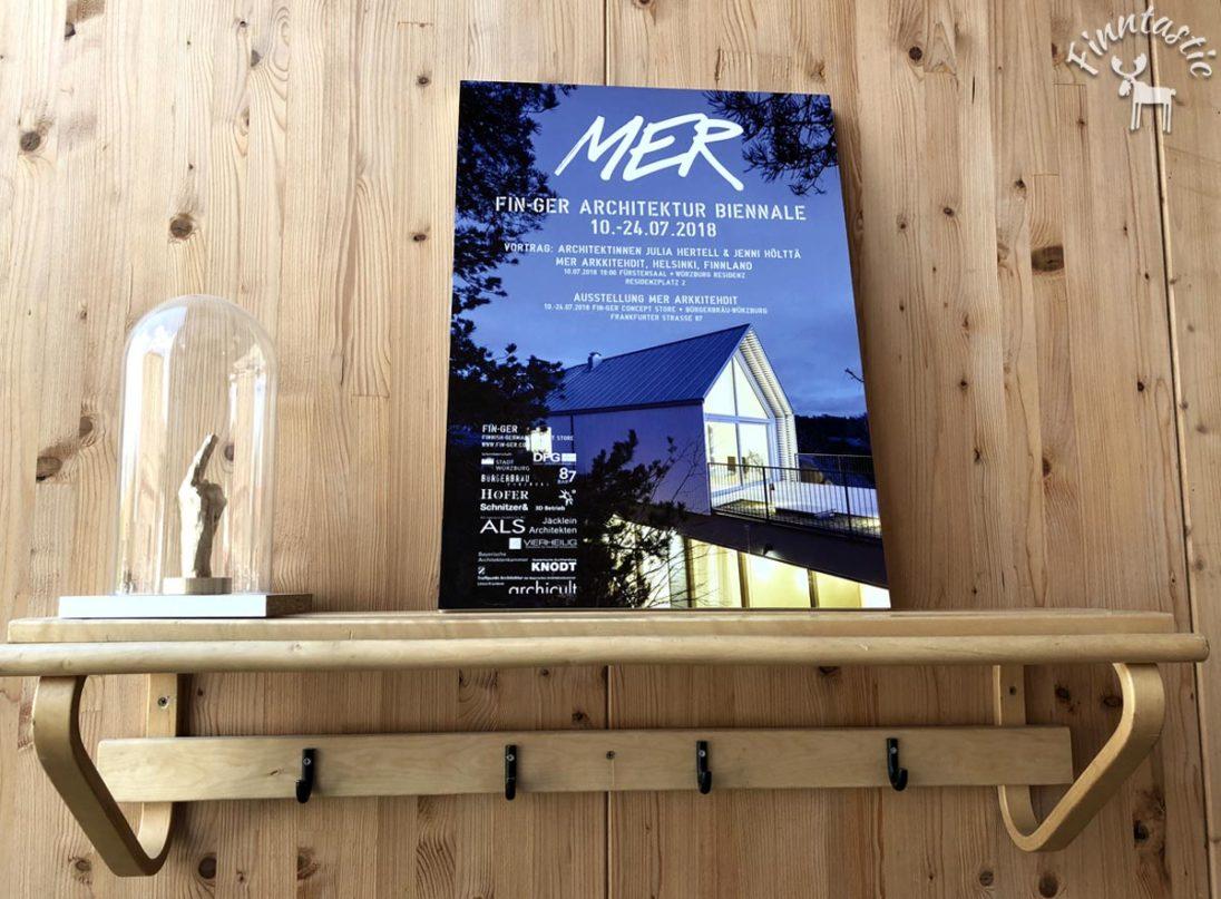 Goldfingerpreis und FIN-GER Architektur Biennale