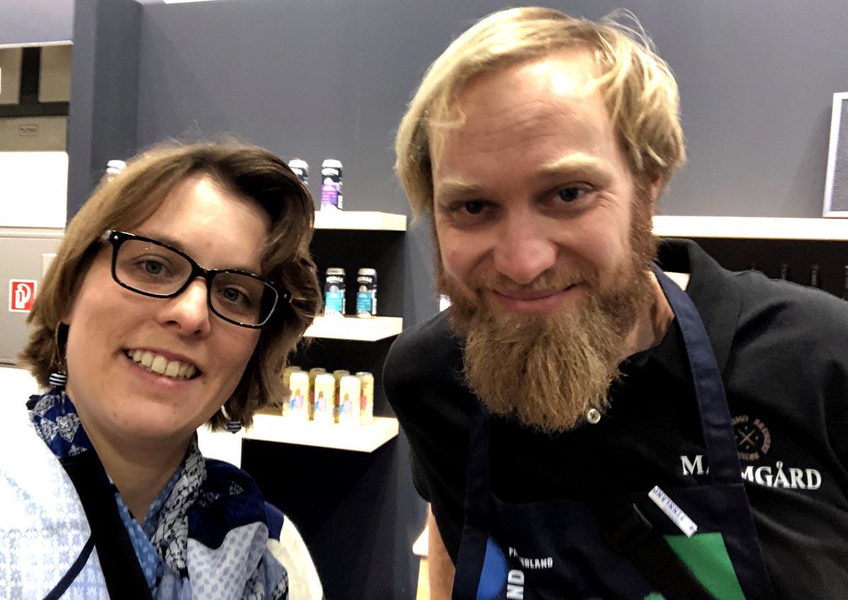 Grüne Woche mit Oskari Lampisjärvi