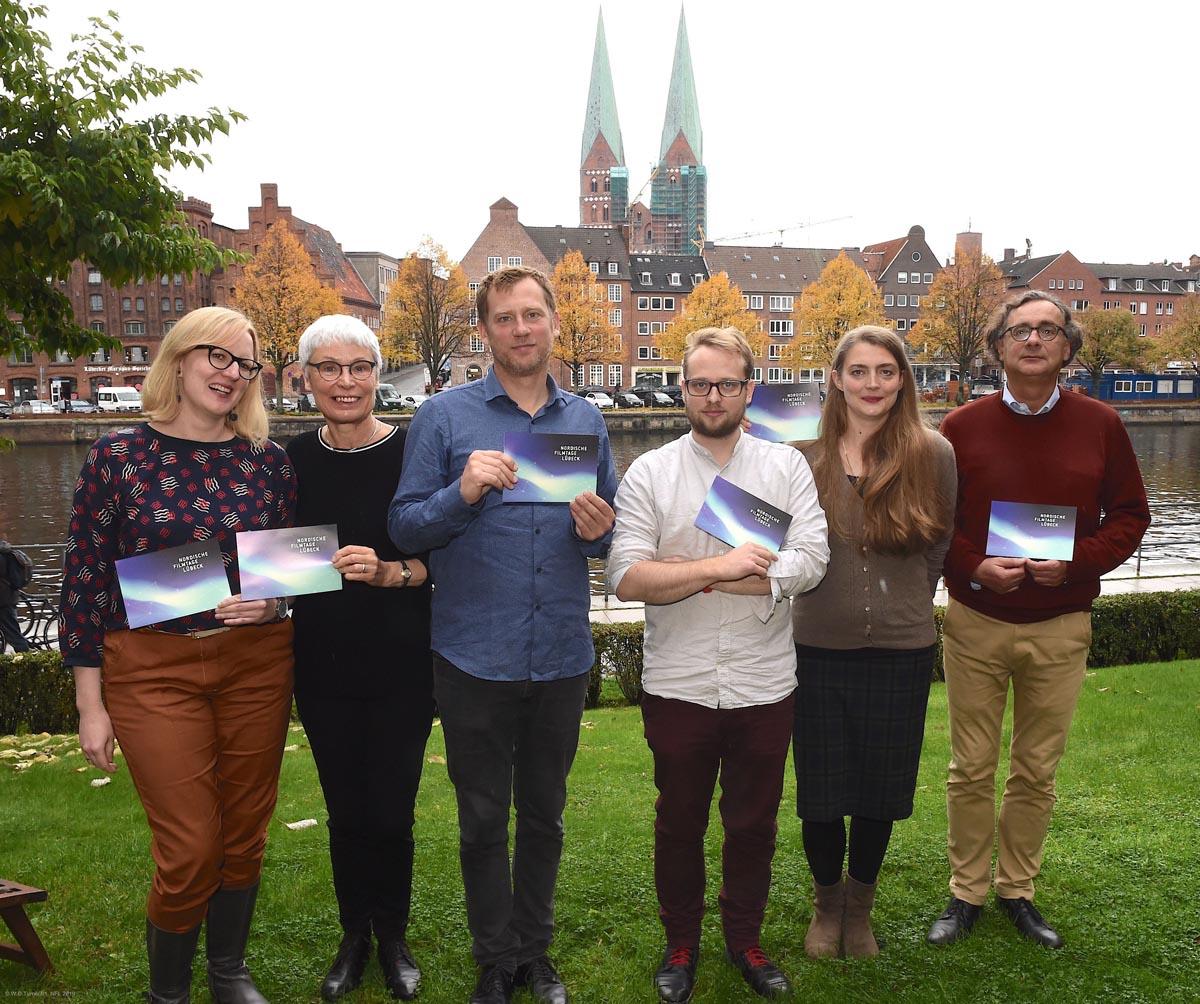 Team Nordische Filmtage Lübeck