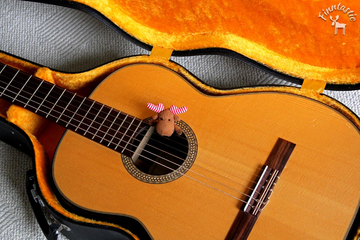 Finntastic guitar