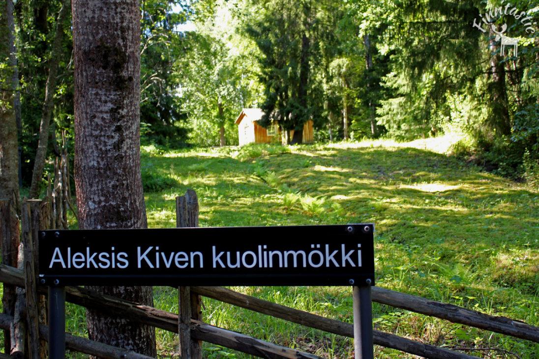 Alexis Kivin Memorial Cottage