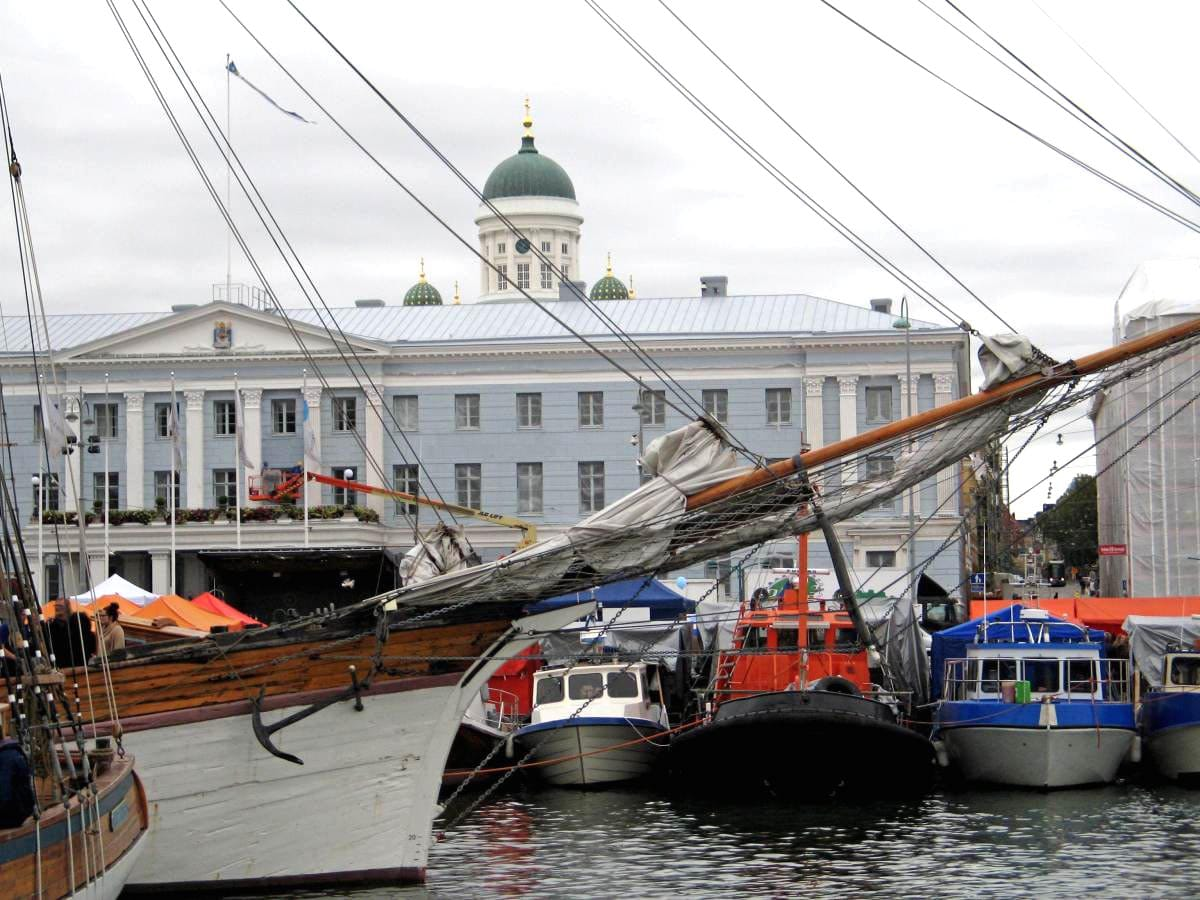 Helsinki Heringsmarkt