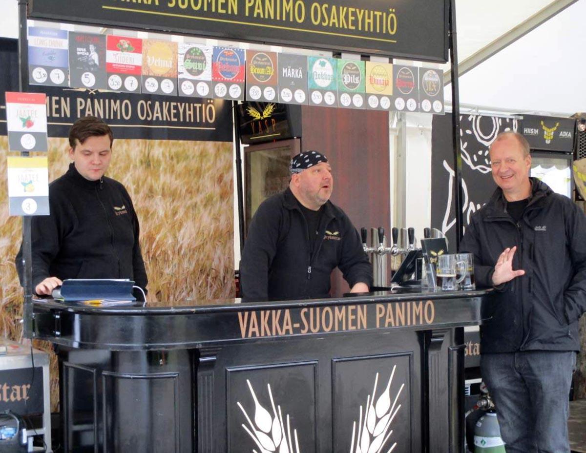 Bierfest in Kouvola