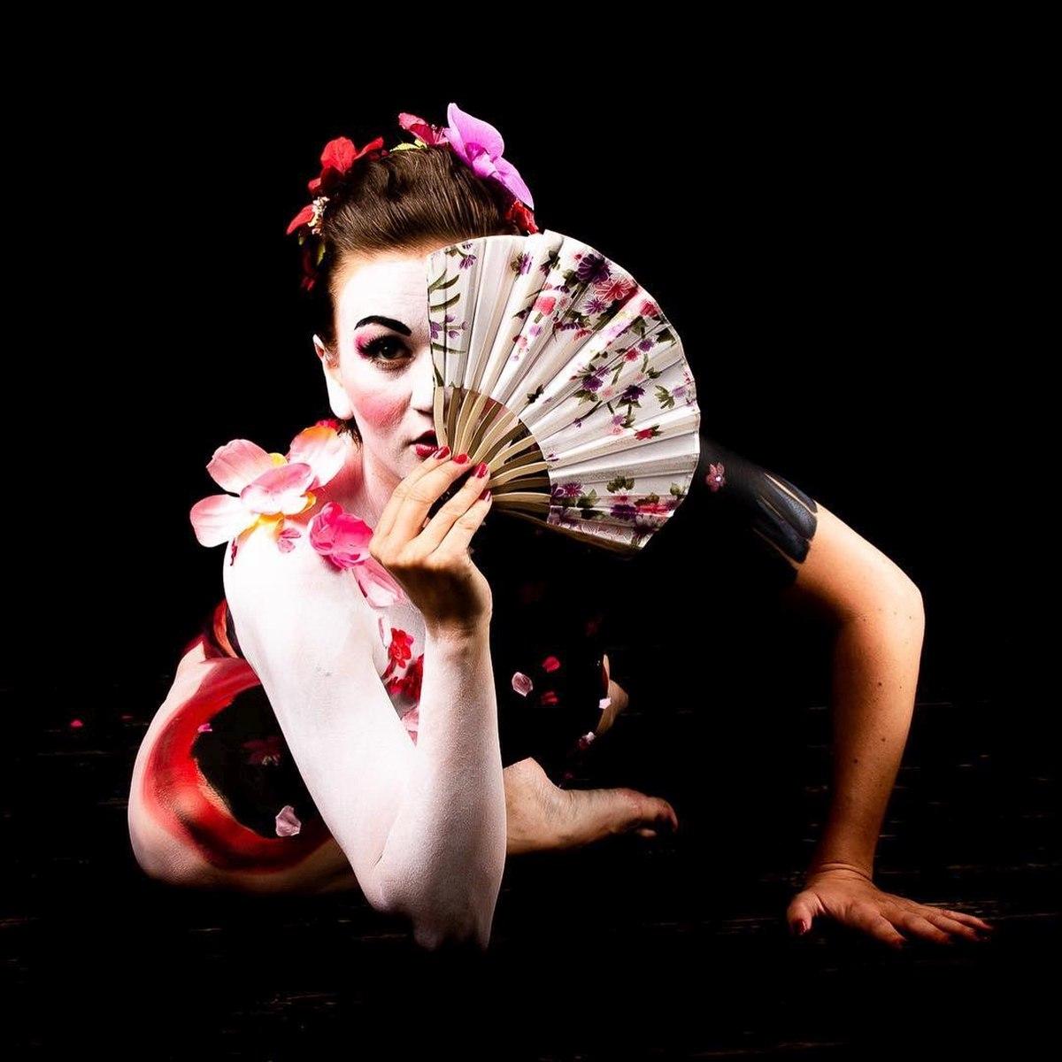 Geisha Dance Concert