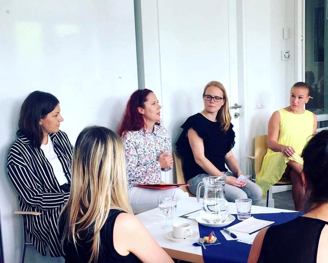 Finnish Woman Worldwide Rotterdam 2019