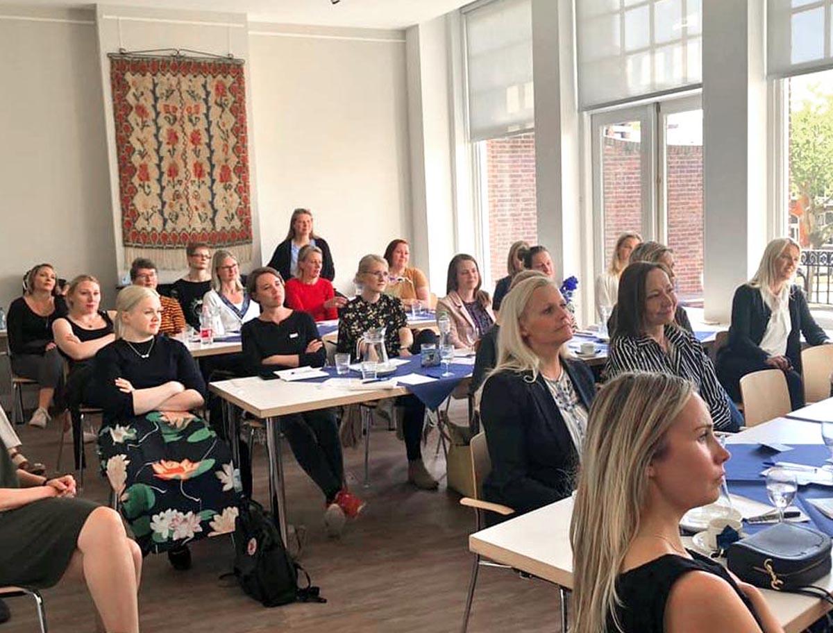 Finnish Woman Worldwide Kongress Rotterdam 2019