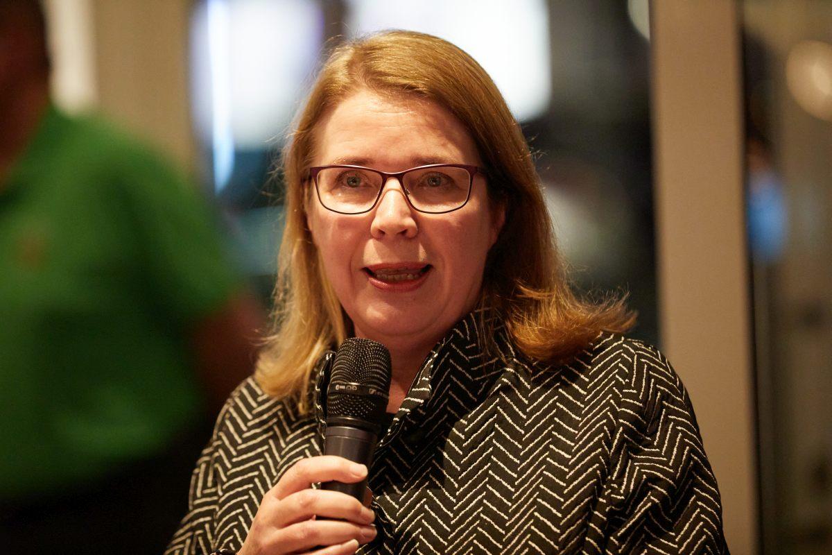 Finnlands Botschafterin in Berlin - Anne Sipiläinen