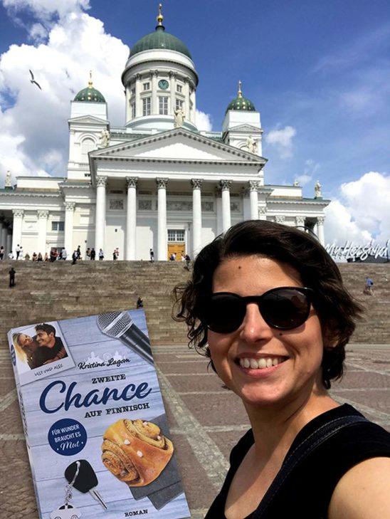 Roman Zweite Chance auf Finnisch - Kristina Lagom