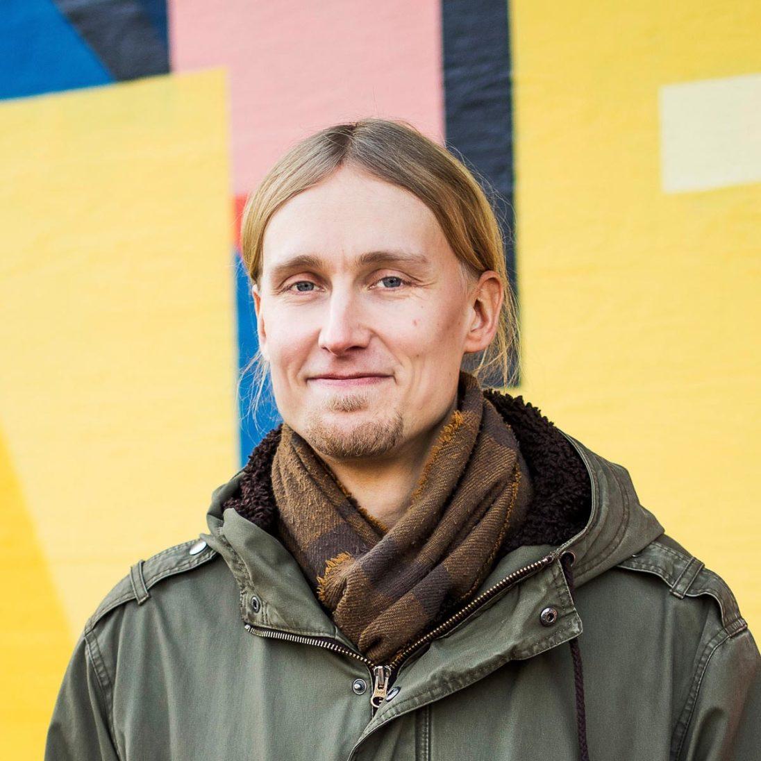 Porträt Jaakko Blomberg
