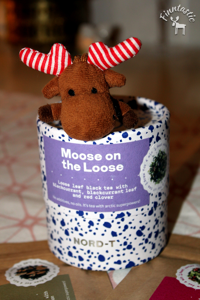 Janne-Oskari mit MOOSE ON THE LOOSE