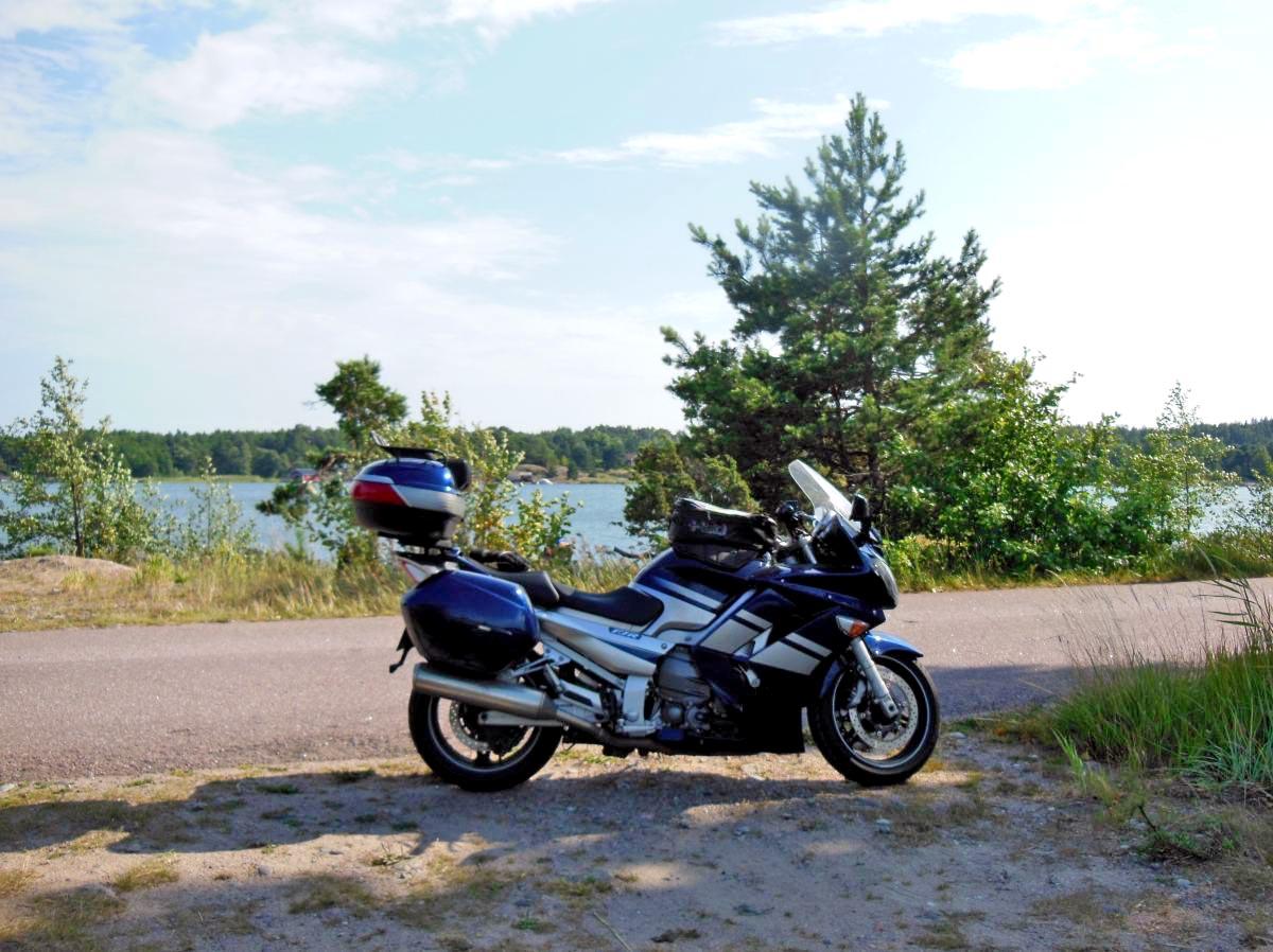 Joachims Motorrad