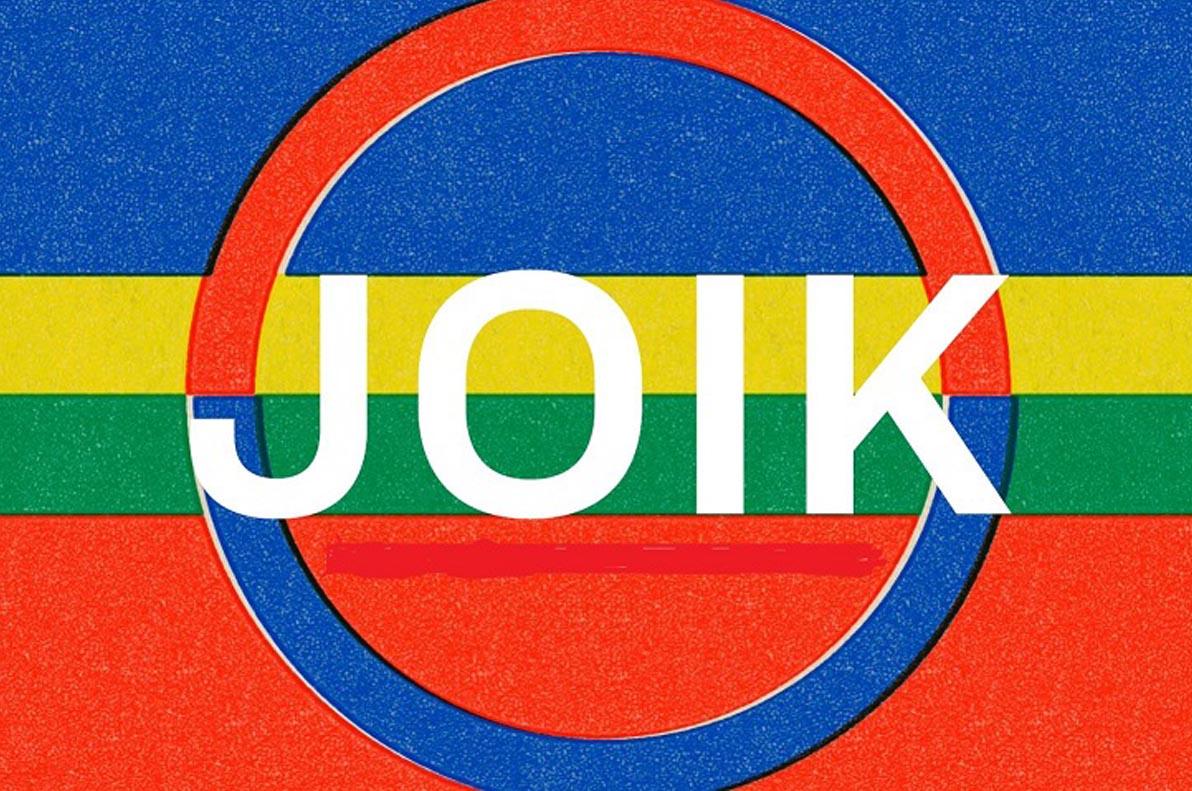 Joik in der Schweiz Logo