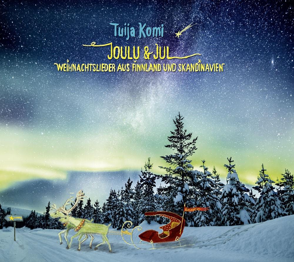 Joulu ja Jul - Tuija Komi