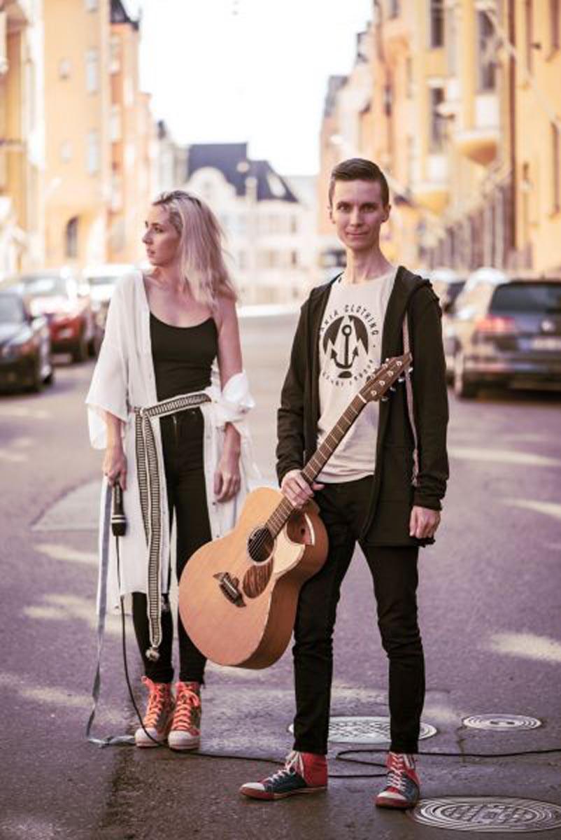 Venla Ilona Blom & J-P Piirainen
