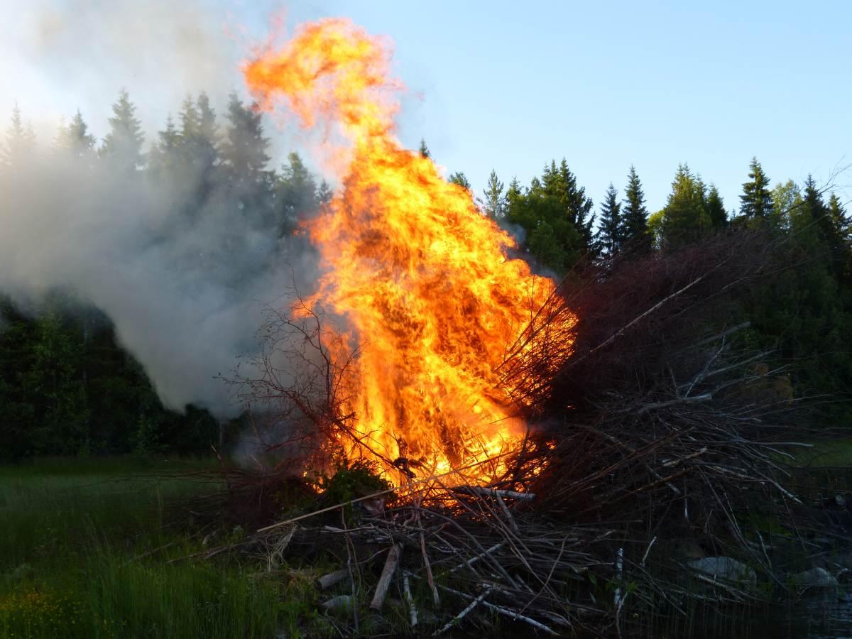 Juhannnus in Finnland