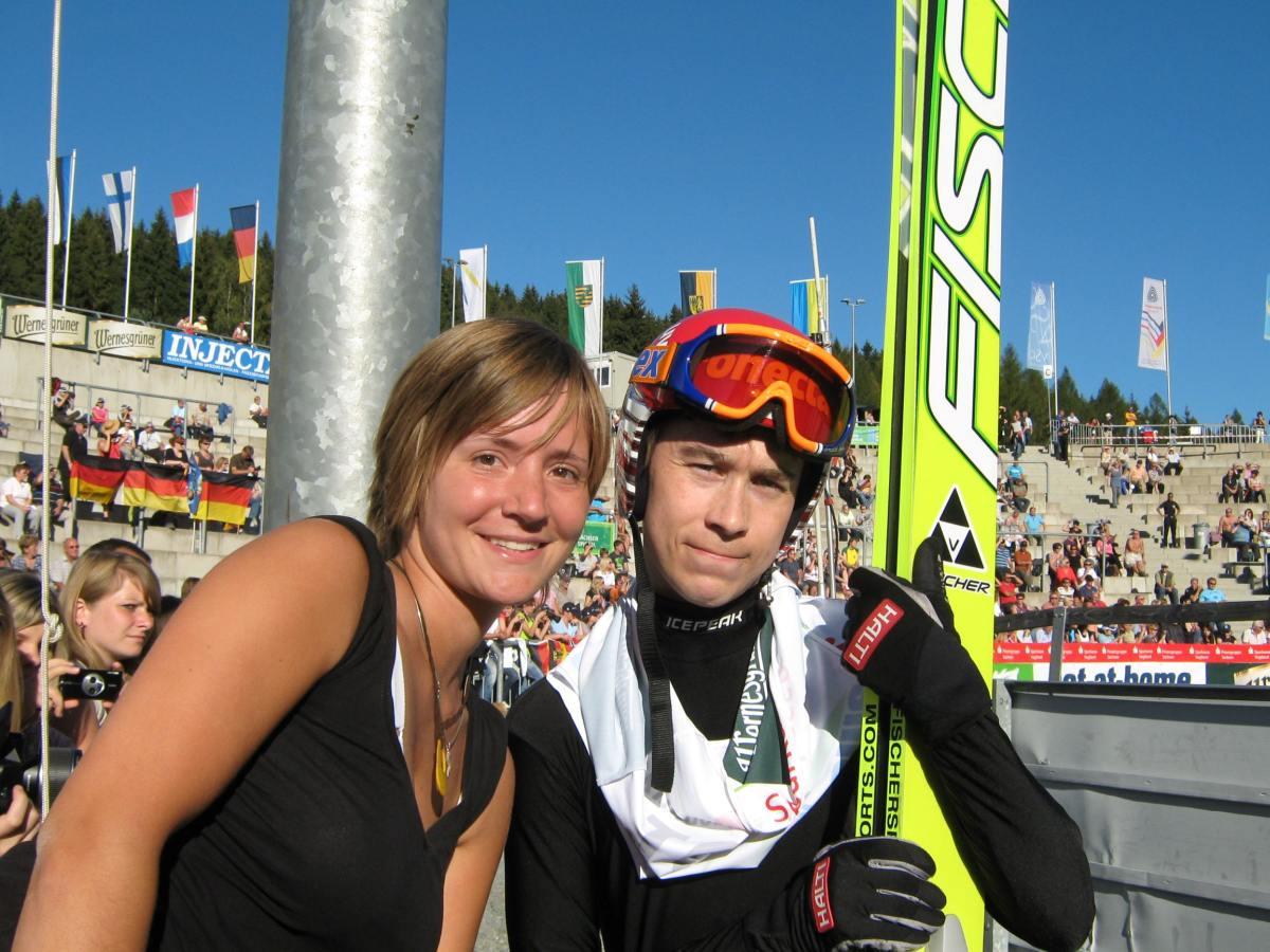 Juliane und Janne Happonen 2011