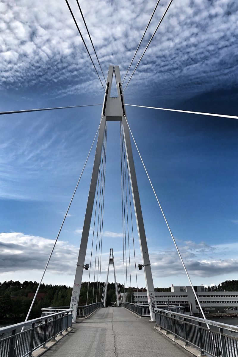Jyväskylä Brücke