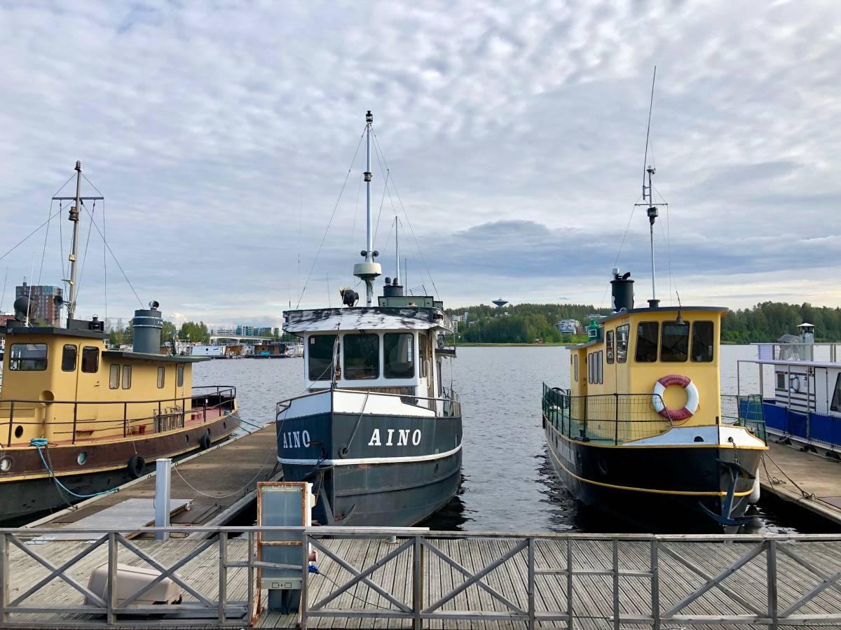Jyväskylä Hafen