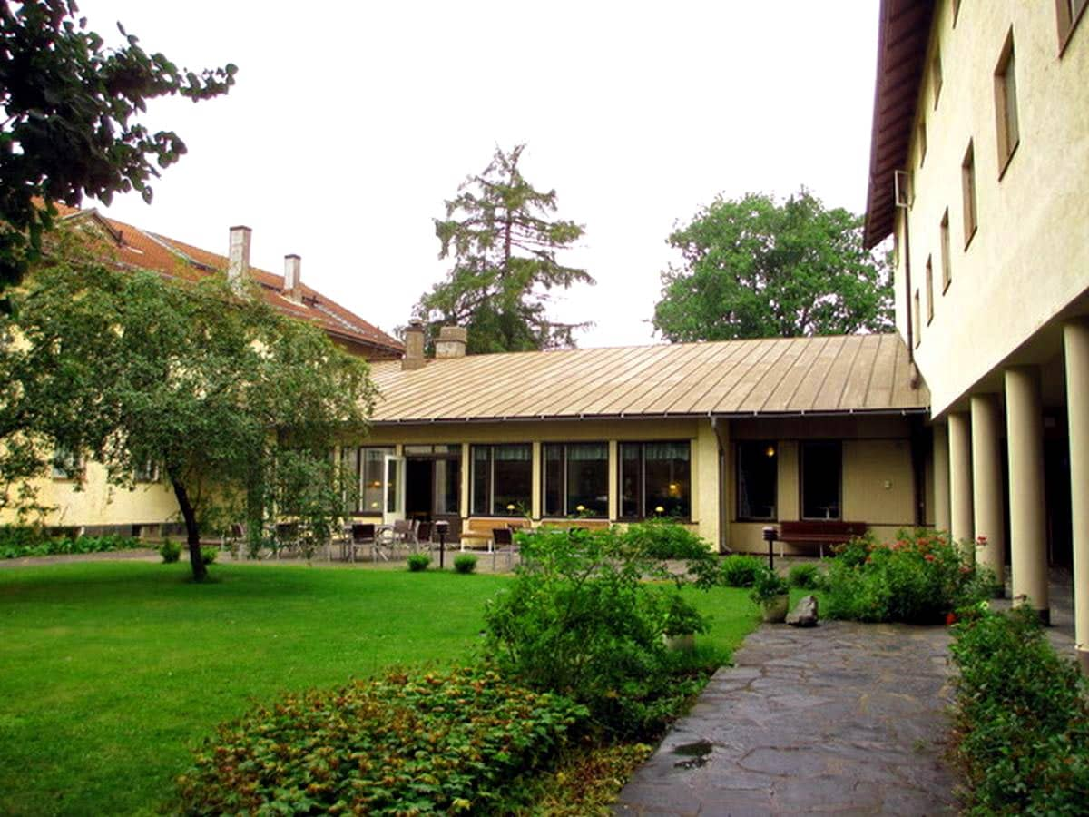 Partnerschule in Karjaa/Finnland
