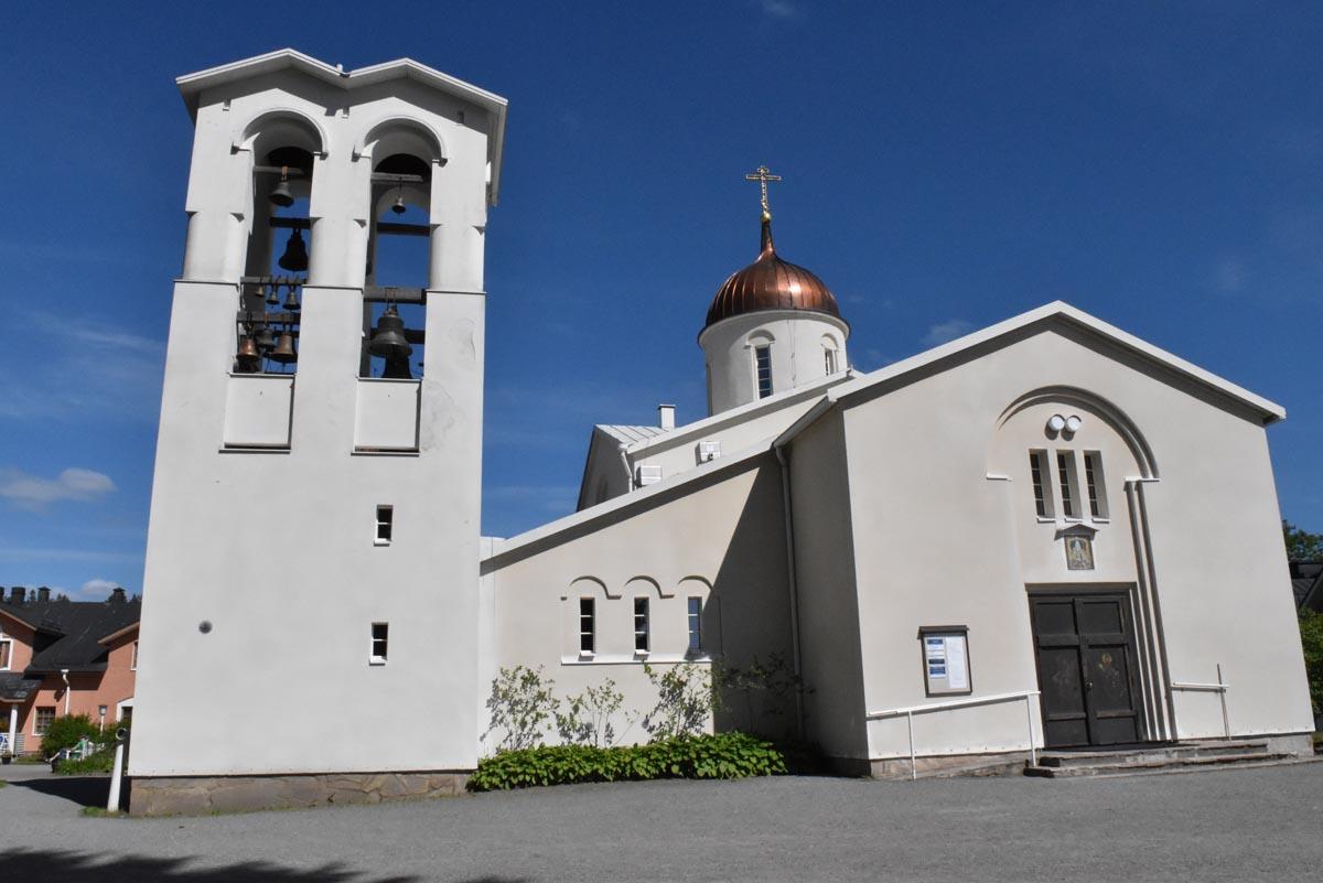 Kloster Uusi Vallamo(