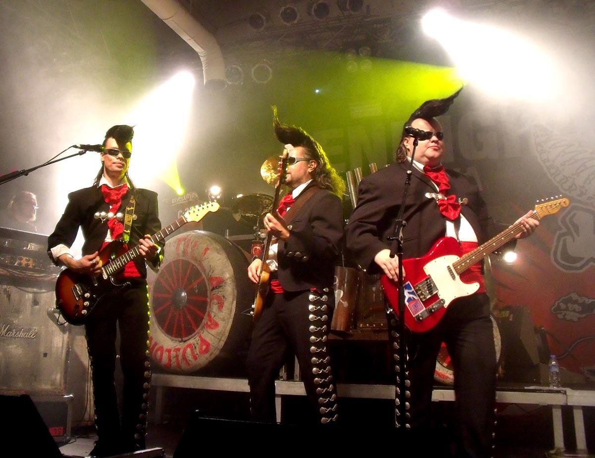 Leningrad Cowboys Köln 2011