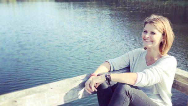 NDR Ostseereport-Moderatorin Kristin Recke
