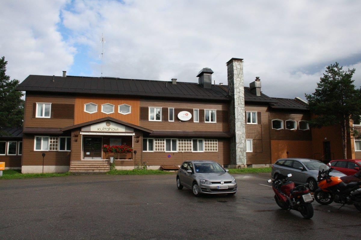 Hotel Kultahovi in Lappland