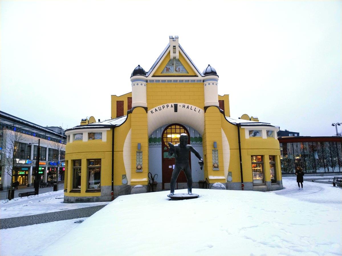 Kuopio Kauppahalli
