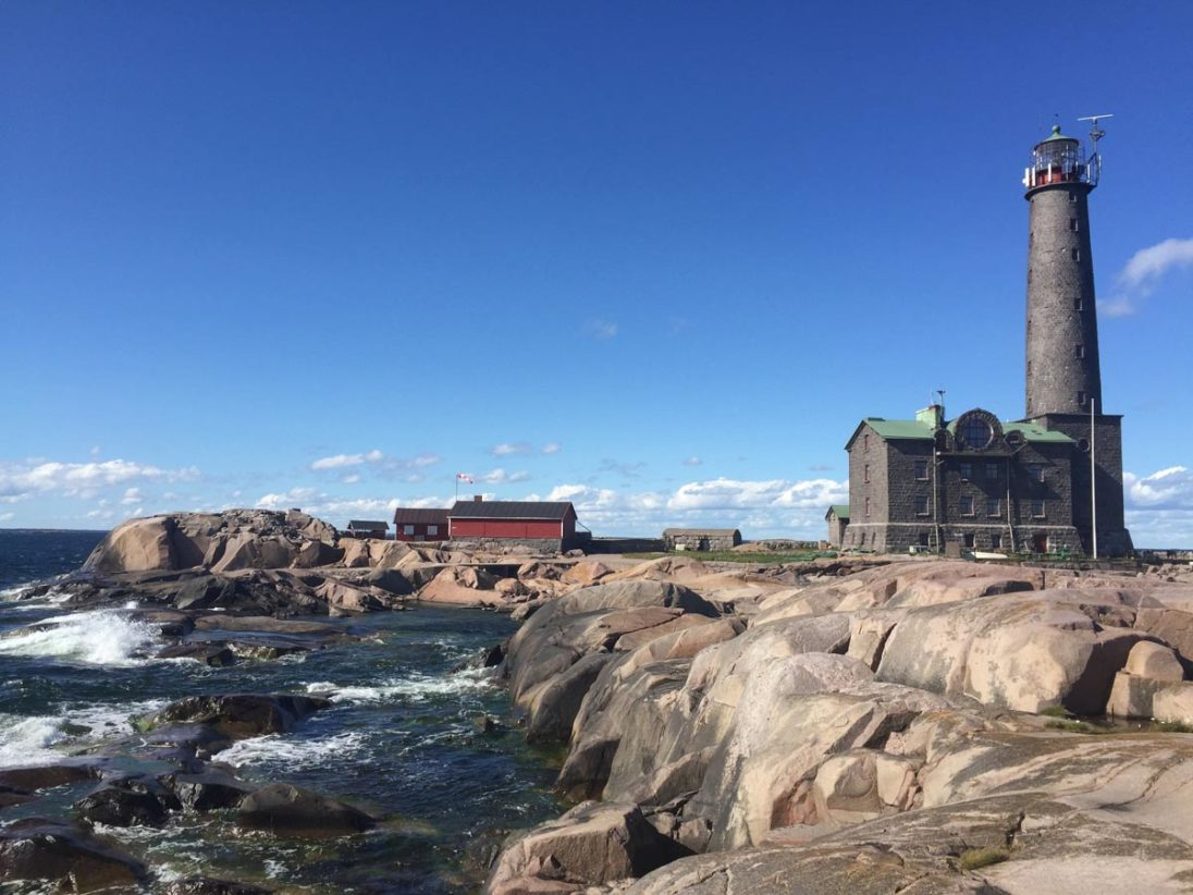 Leuchtturm Bengtskär bei Hanko