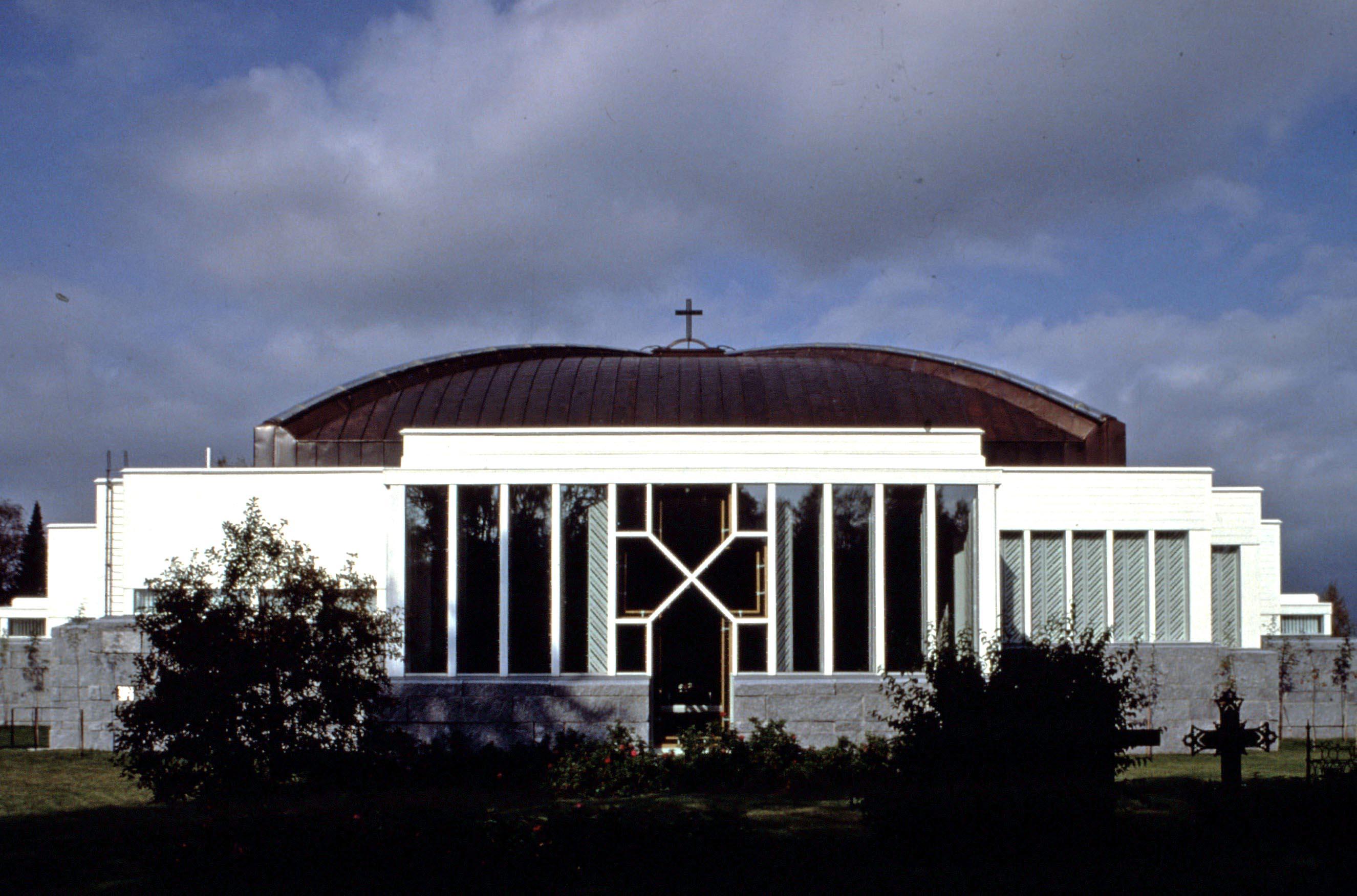 Kirche von Lieksa