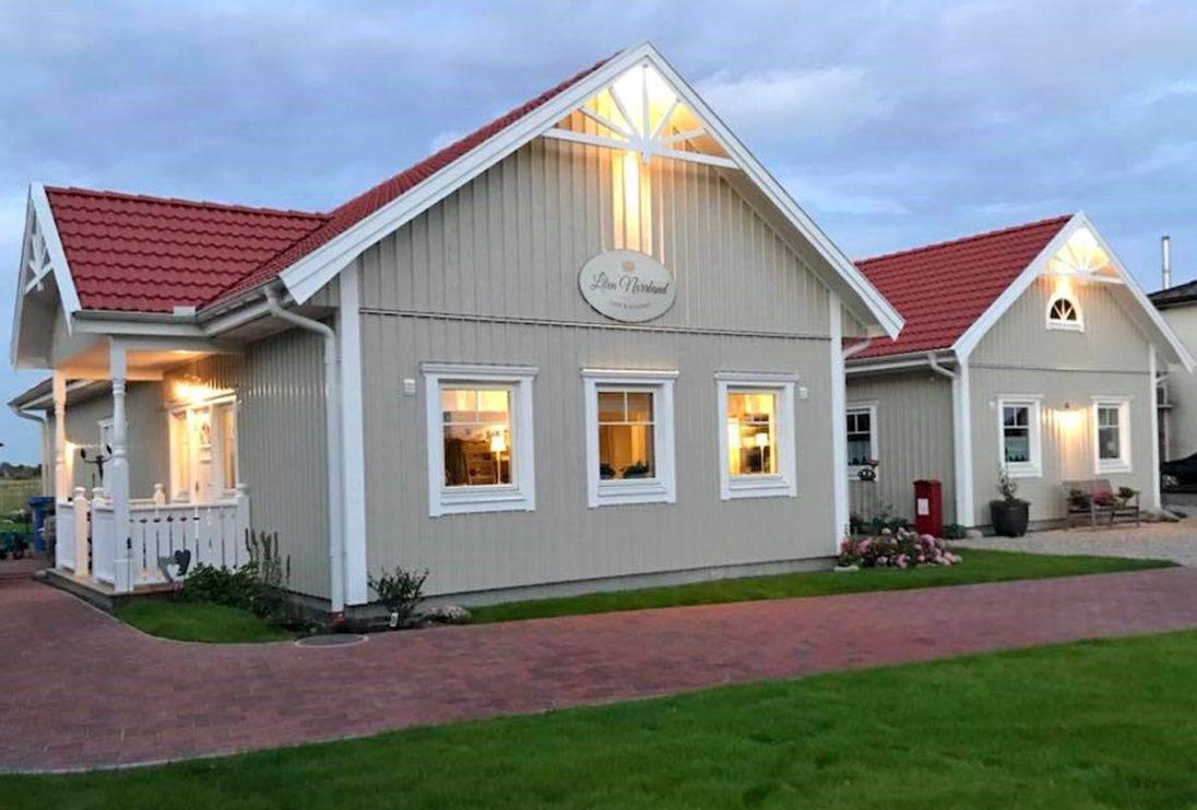 Schweden Café Liten Norrland in Westerdeichstrich