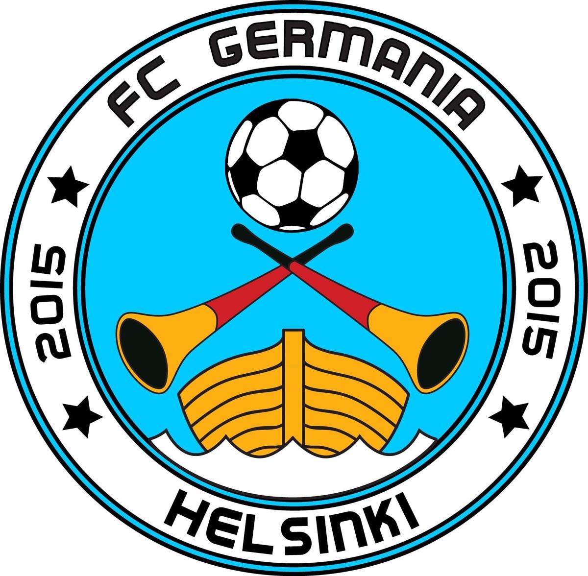 Logo FC Germania Helsinki
