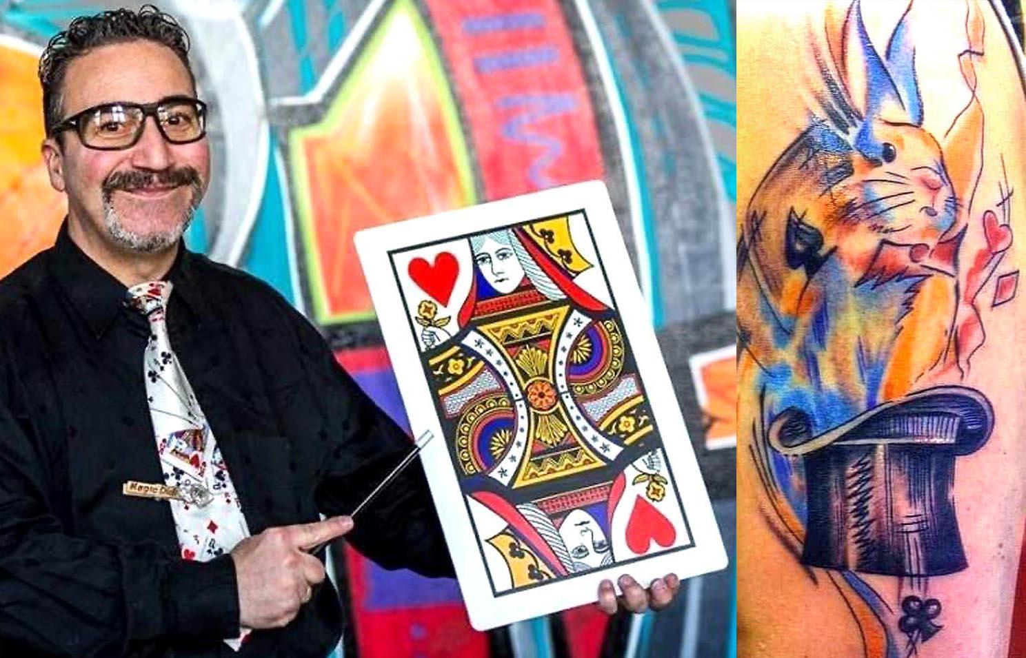 Magic Didi und sein Zauber-Tattoo
