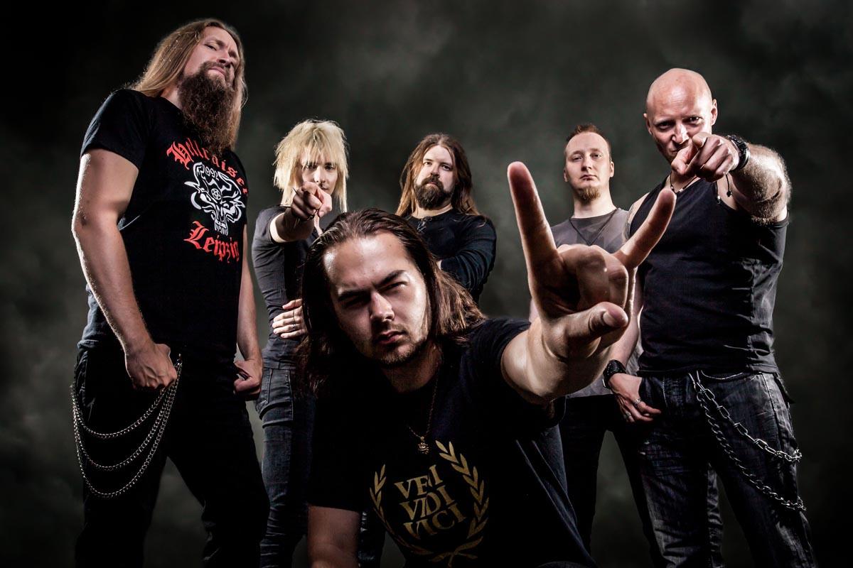 (PHOTO: Mikael Karlbom) With their debut album