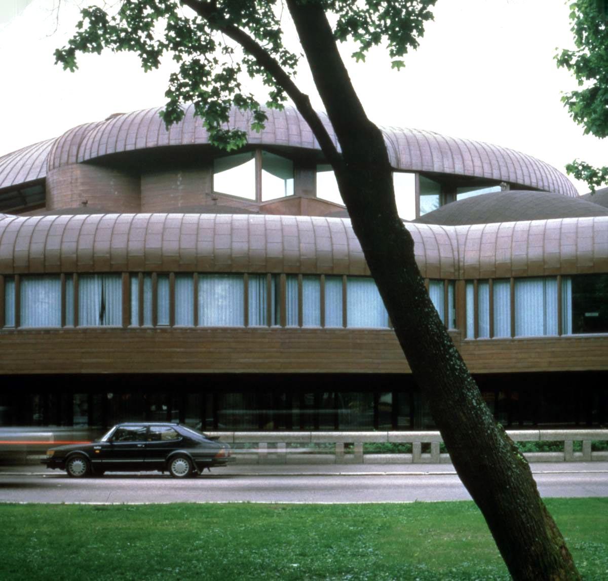 Metso Bibliothek in Tampere