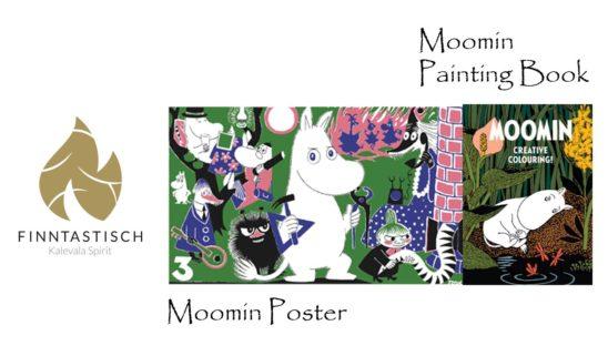 Moomin prizes - Kalevala Spirit